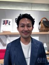 「商品の背景やストーリー性など 付加価値を求める顧客が増えてきた」 と語る羽田野貴紹部長
