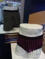 年配男性に提案する新ブランド「GRANDFIT」