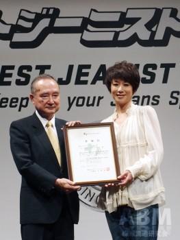 高岡事務局長と黒田さん