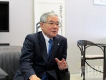 グンゼ株式会社 代表取締役社長 COO 児玉 和 氏