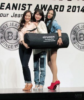 ボーカル・グループ「Jeanist」 左から本田麻衣さん、近衛えみりさん、志摩マキさん