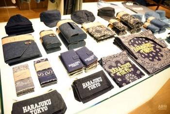 同店のみで販売する オリジナルのファッション雑貨が登場
