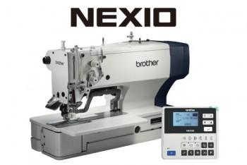 HE-800C 本縫ダイレクトドライブ電子ボタン穴かがりミシン