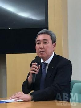 「サステナビリティが注目されることで、 当社の提案にも注目が集まる」 と話す島三博社長