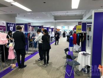 第9回タイ国ファッション &テキスタイル製品展示商談会in大阪 (会場の様子)