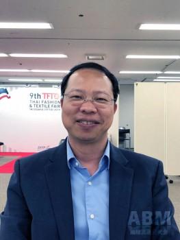 タイ国繊維工業連盟、 ユッタナー・シンサンウィッ氏