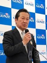 2020年の経営方針を語る グンゼの廣地厚社長