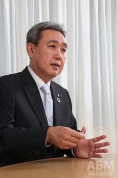 島精機製作所、 島三博 代表取締役社長