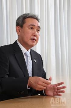 株式会社島精機製作所 代表取締役社長 島 三博 氏