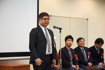 ジーンズソムリエプロジェクト推進委員会、大島康弘委員長