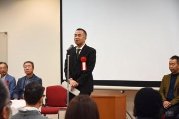 経済産業省製造産業局生活製品課、長谷川貴弘課長補佐