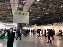 第51回大阪ミシンショーの 会場風景
