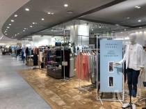 大掛かりな改装を実施した 「プレミアムファッション」ゾーン