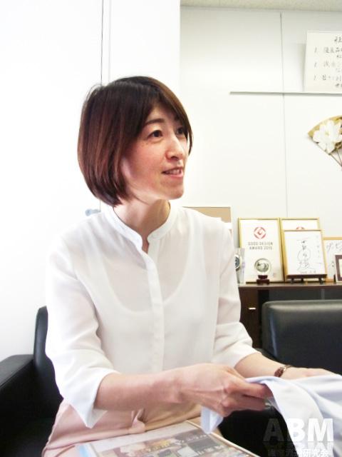 「お客様のご意見がきっかけになりました」 と語る倉田さん