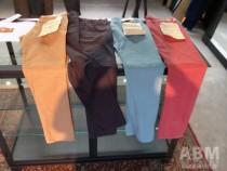 ブルーウェイ 5ポケットカラーパンツ