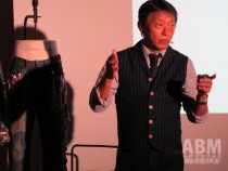 140年の歴史をエピソードを交えて紹介する リーバイ・ストラウス ジャパン株式会社 代表取締役社長 齋藤 貴氏