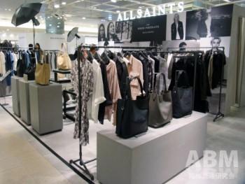 「オールセインツ」。 西日本初の常設店舗を オープンする