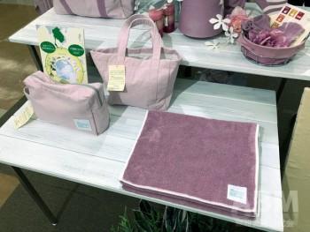 野蚕(やさん)のシルクを使用した 綿との混紡素材「Erinature®」