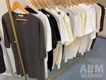 幅広い生地を使った TシャツのOEM提案