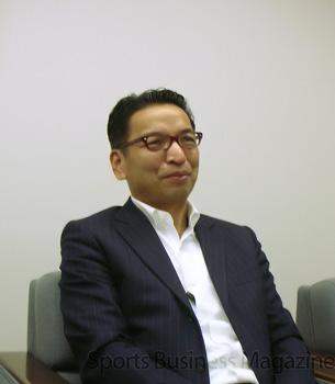 田中嘉一取締役マーケティング部門長
