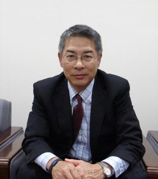 デサント、三井久取締役セールス部門長
