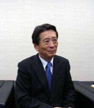 デサント、 羽田仁取締役海外セールス部門長