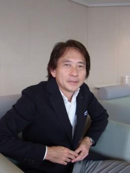 ミズノ 取締役 七條毅 氏