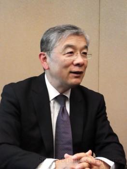 ゴールドウイン社長 西田明男氏