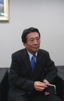 取締役海外事業統括部長 羽田 仁 氏