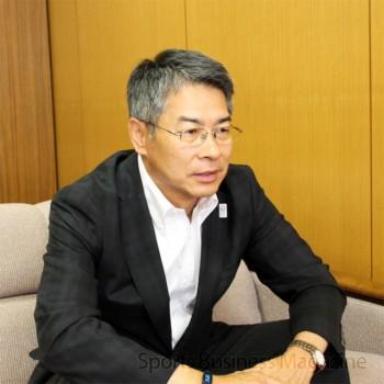 三井久 常務取締役 セールス管掌