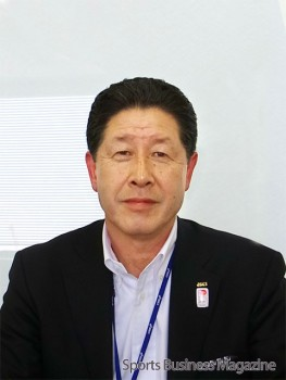 土方政雄 アシックスジャパン代表取締役社長