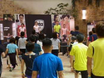 国内3回目、大阪では初開催の 「adidas Training Academy」