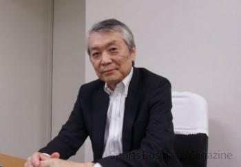「企画スタッフにもコスト意識を」と語る 大江伸治副社長