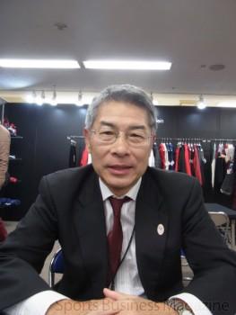 デサント、 三井久常務取締役ゴルフ管掌