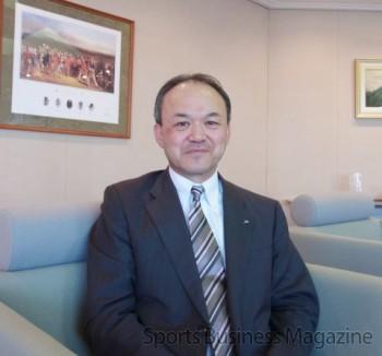 ウエルネス事業の成長に 手応えを感じている 山本睦朗 専務取締役
