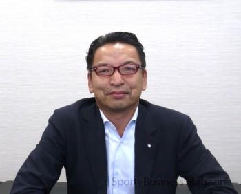 デサント、田中嘉一専務