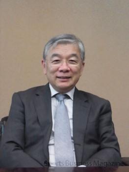 ゴールドウイン、西田明男 社長