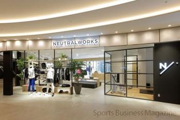 2店舗目の「NEUTRALWORKS.HIBIYA」