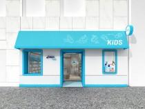 初の子供靴の旗艦店 「ASICS KIDS GINZA」