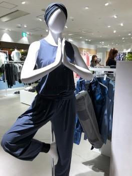 「ダンスキン」ブランドの商材を メーンに品揃えする