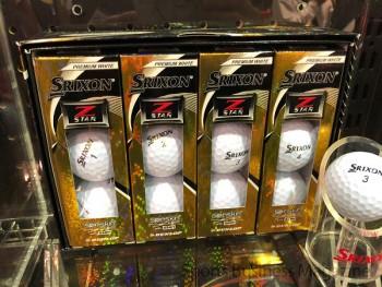 新素材「SeRM®」を採用した新ボール 「スリクソン ZSTARシリーズ」