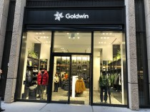 社名ブランド「ゴールドウイン」初の直営店 「Goldwin Marunouchi」