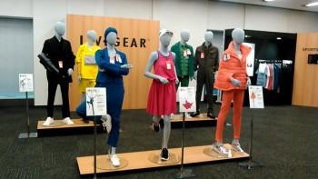 旭化成アドバンスの機能素材展 「LIVEGEAR™」2020年シーズン展