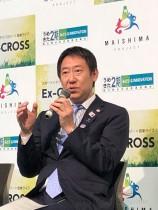 """「""""SOIP""""でスポーツへの投資を促す」と語る 鈴木大地スポーツ庁長官"""