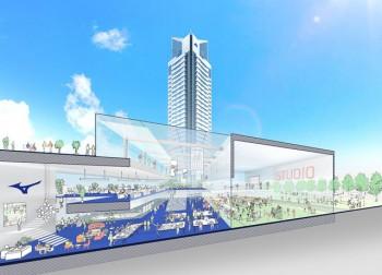 大阪本社内に開設予定の 新しい研究開発拠点(完成予想図)