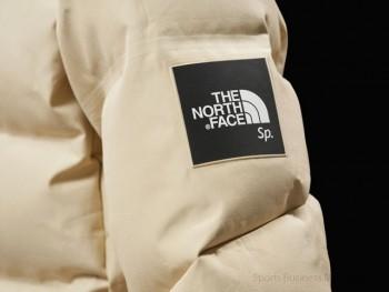 「ザ・ノース・フェイス」と スパイバーの協業企画の第2弾に該当する