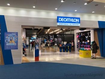 幅広い客層を取り込んでいる 「デカトロン西宮店」