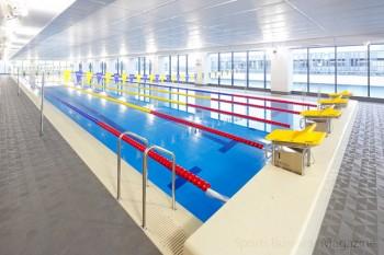 「ASICS Sports Complex TOKYO BAY」の プール施設