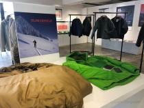 ヤギが手掛ける 米国の機能性中綿素材ブランド 「CLIMASHIELD®」(展示会の模様)