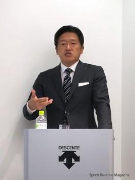デサントジャパン、 伊藤隆明執行役員第2部門長